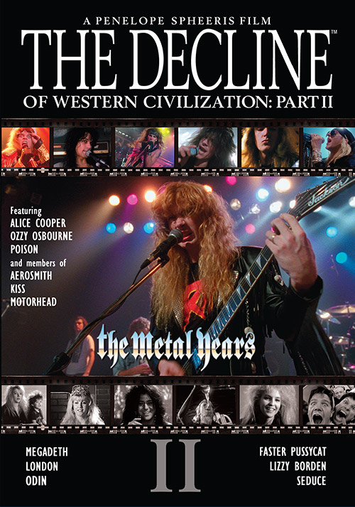 The Decline of Western Civilization: Part II The Metal Years